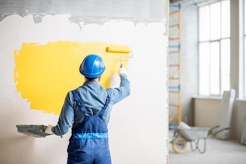 Mơ thấy sơn nhà